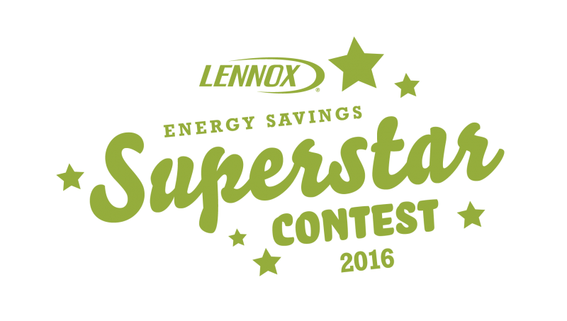 Join Us For the Lennox® Energy Savings Superstar Twitter Party!