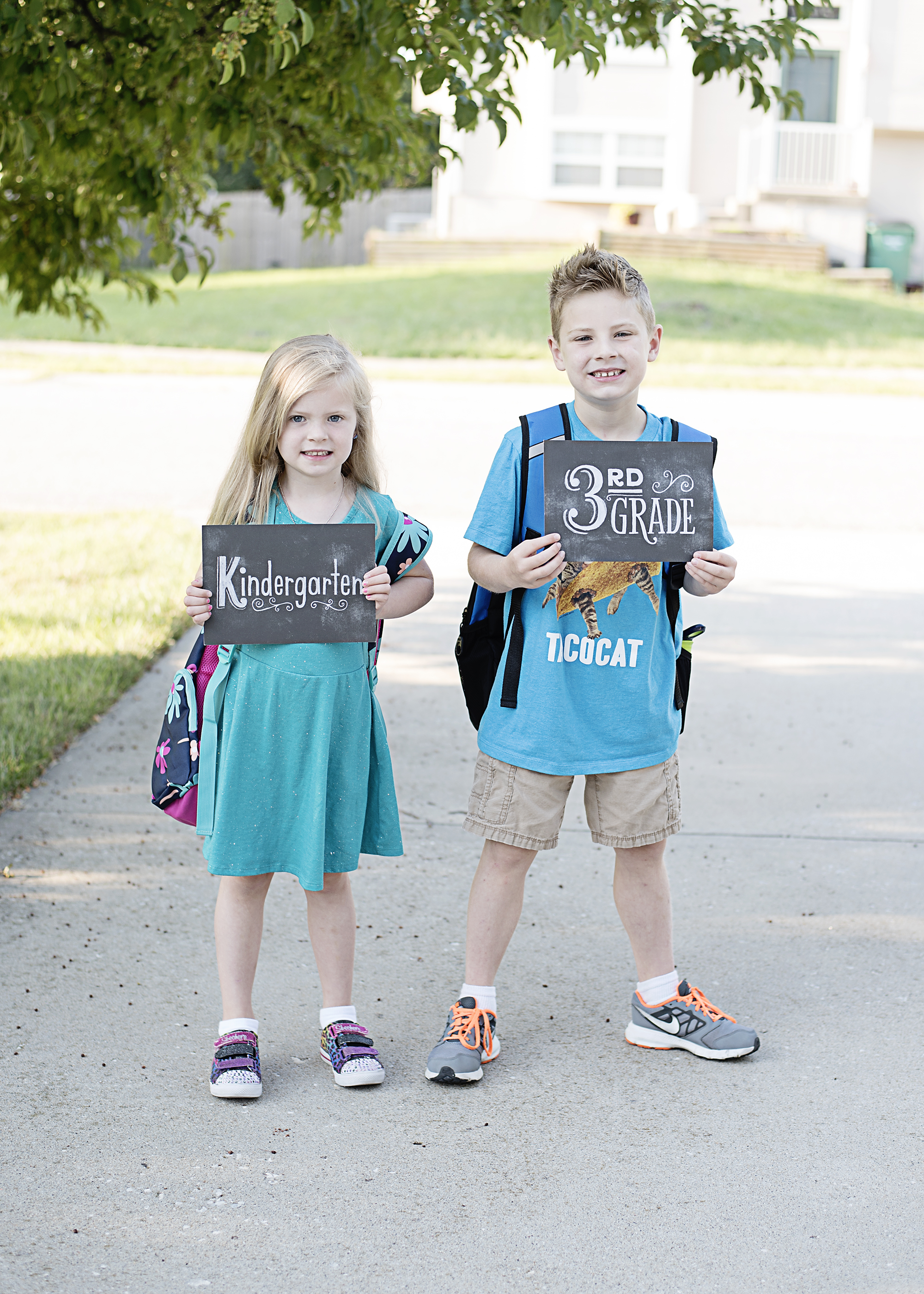 Back to School : How I Spent My First Day With An Empty Nest