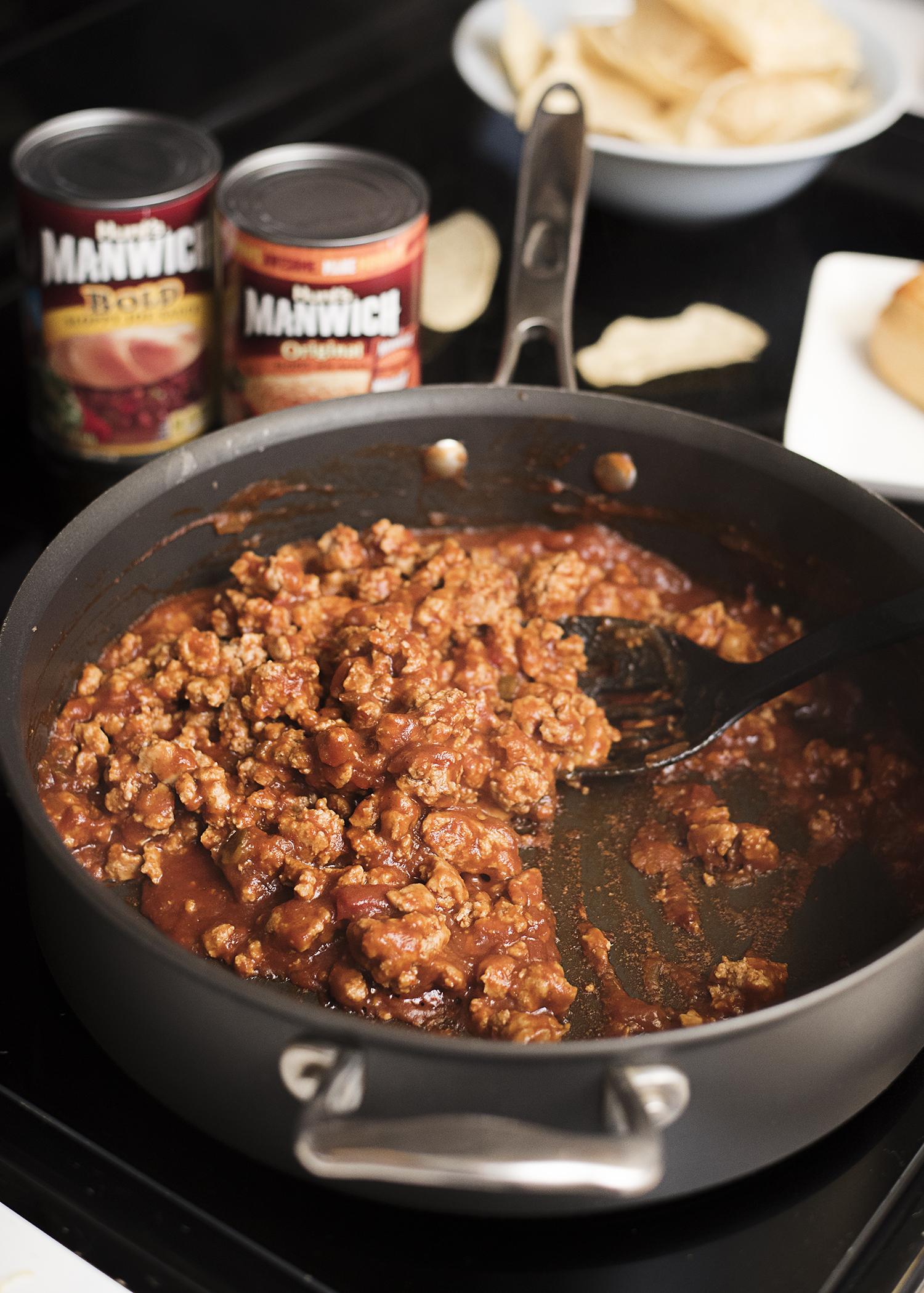 3 Easy Ways to Spice Up Manwich Sloppy Joes