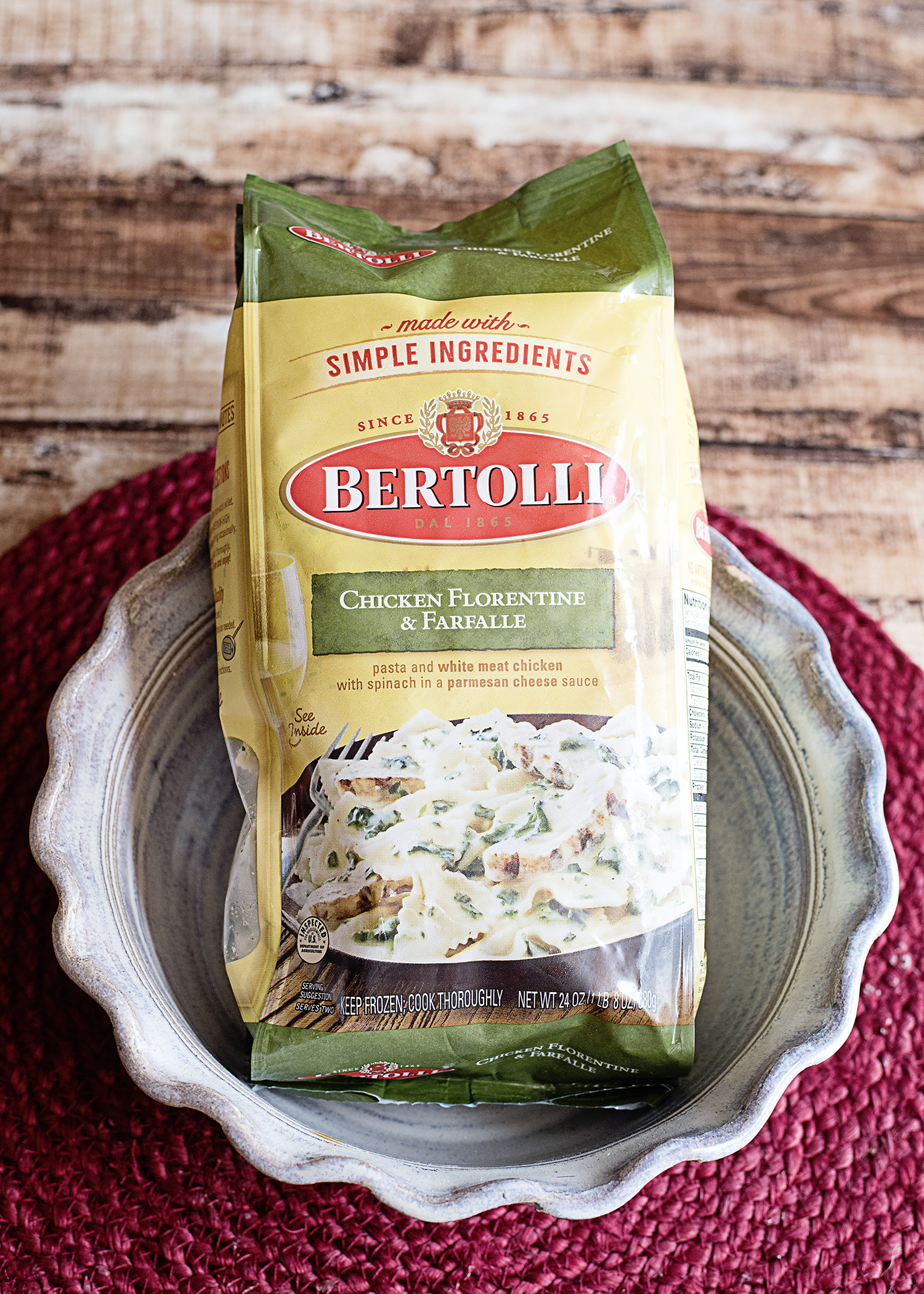 How to Mangia Like an Italian with Bertolli Meals!