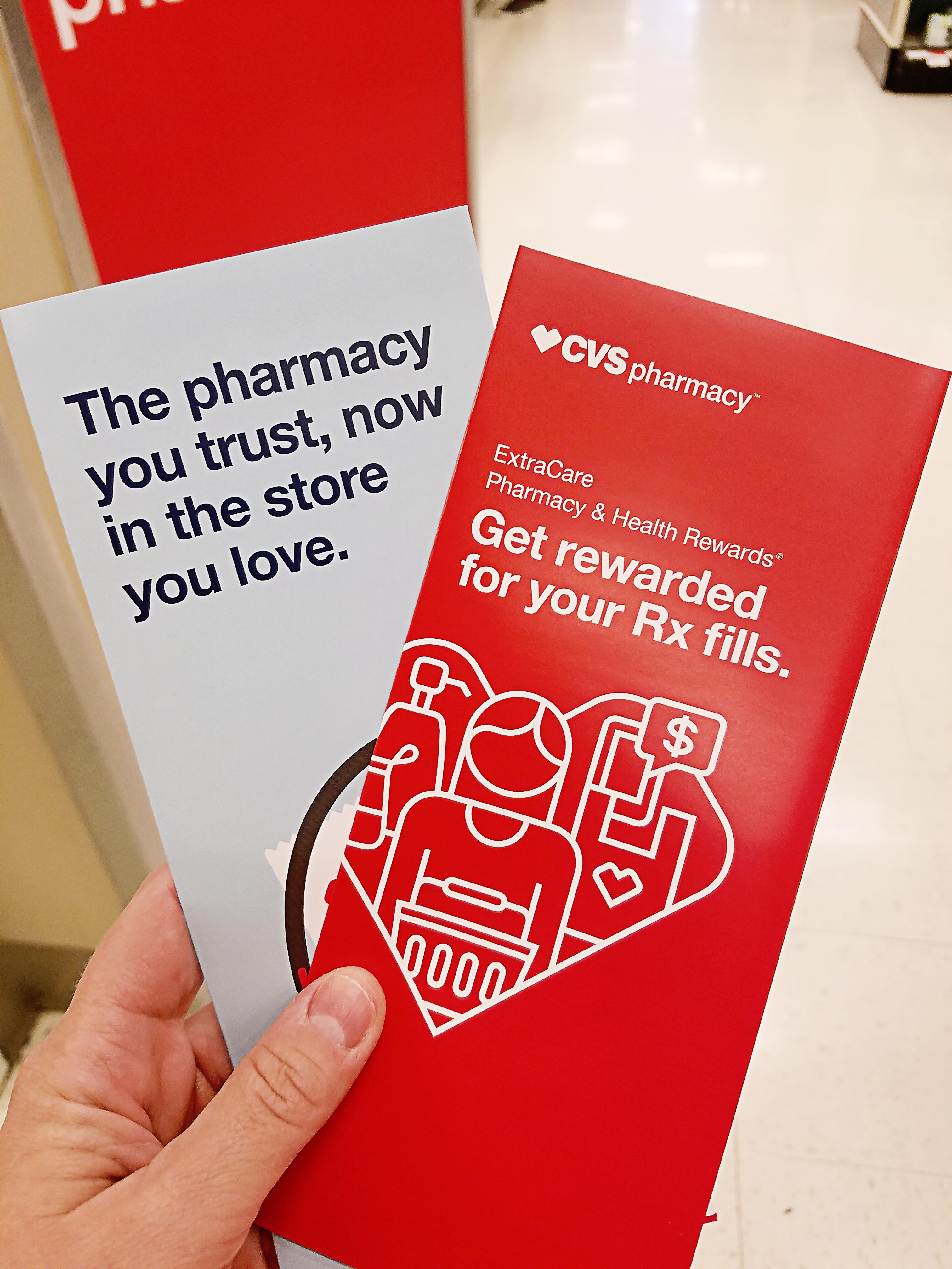 How Shopping at Target & CVS Pharmacy Just Got Easier