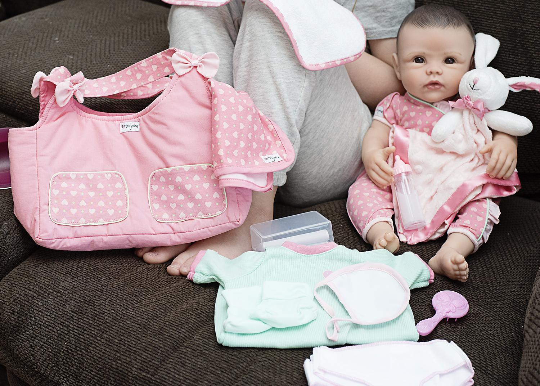 Lifelike Baby Dolls For Little Girls Ashton Drake So