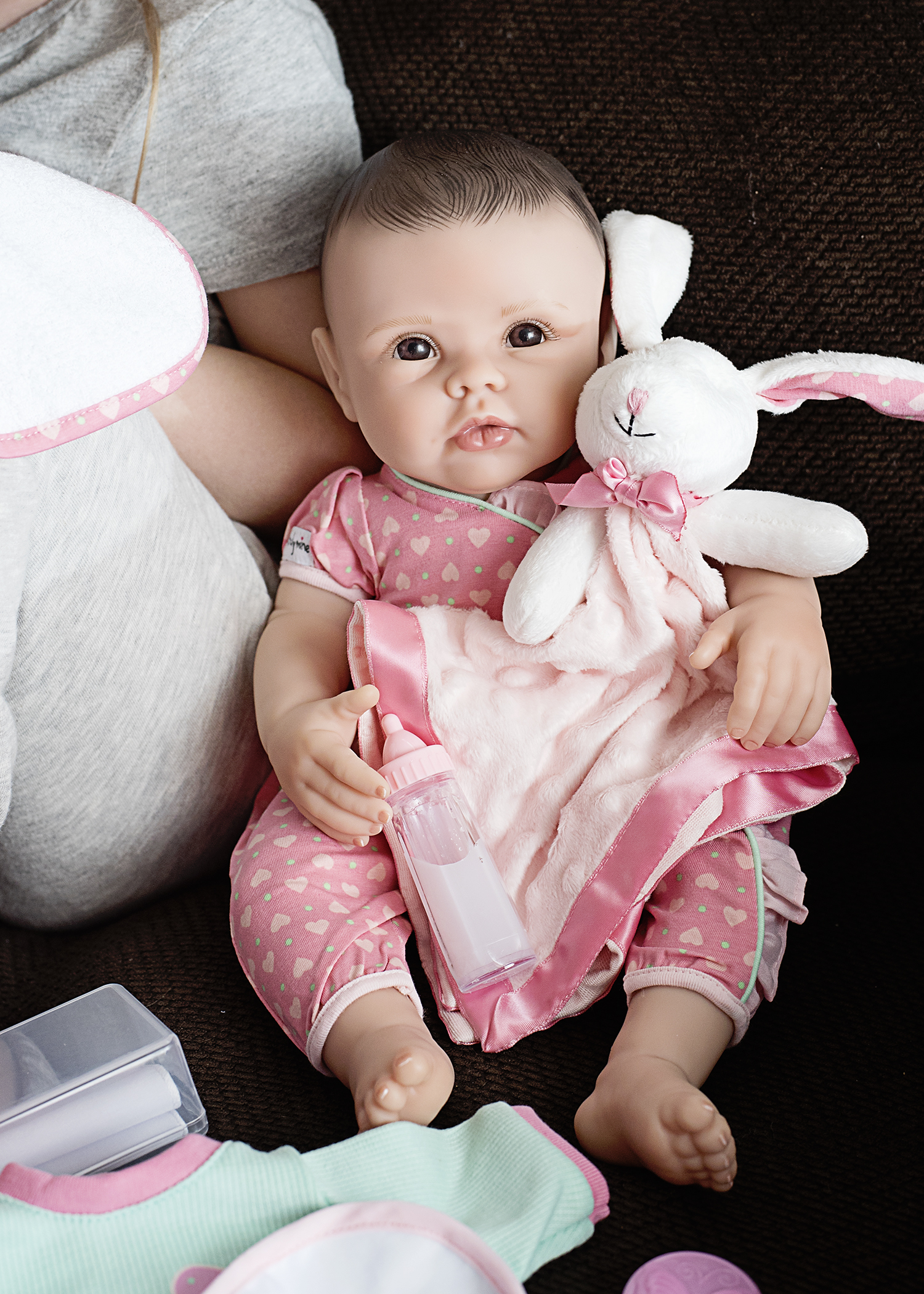 Lifelike Baby Dolls for Little Girls - Ashton Drake So Truly Mine
