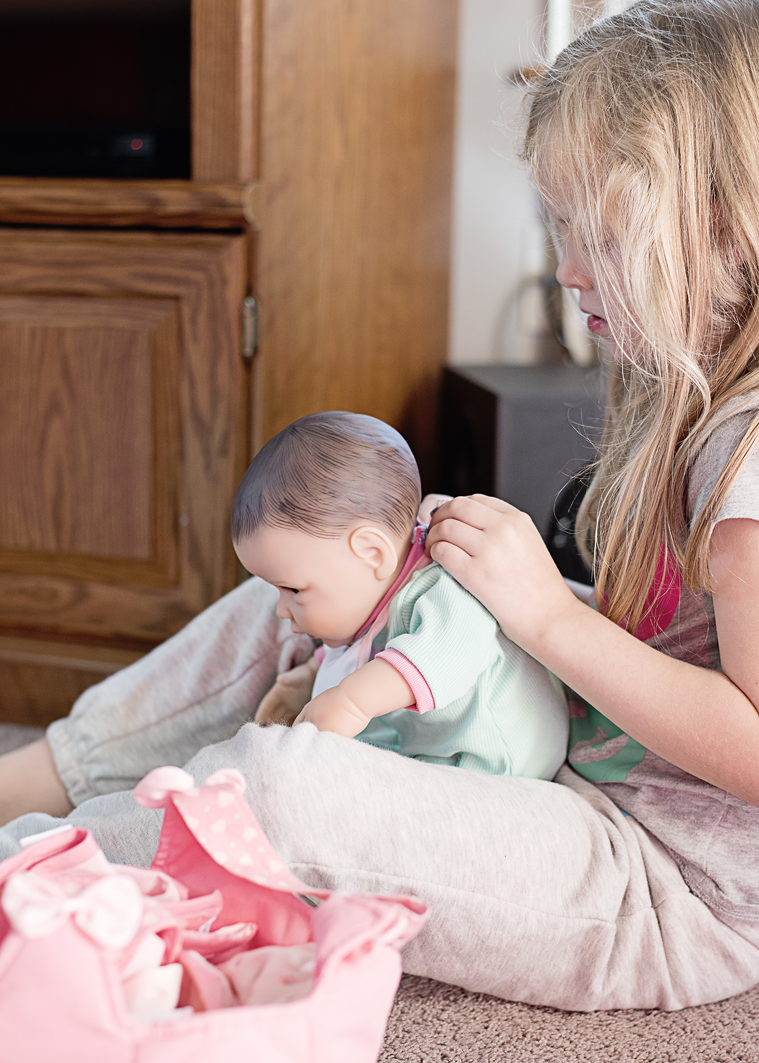 Lifelike Baby Dolls for Little Girls - Ashton Drake So Truly Mine