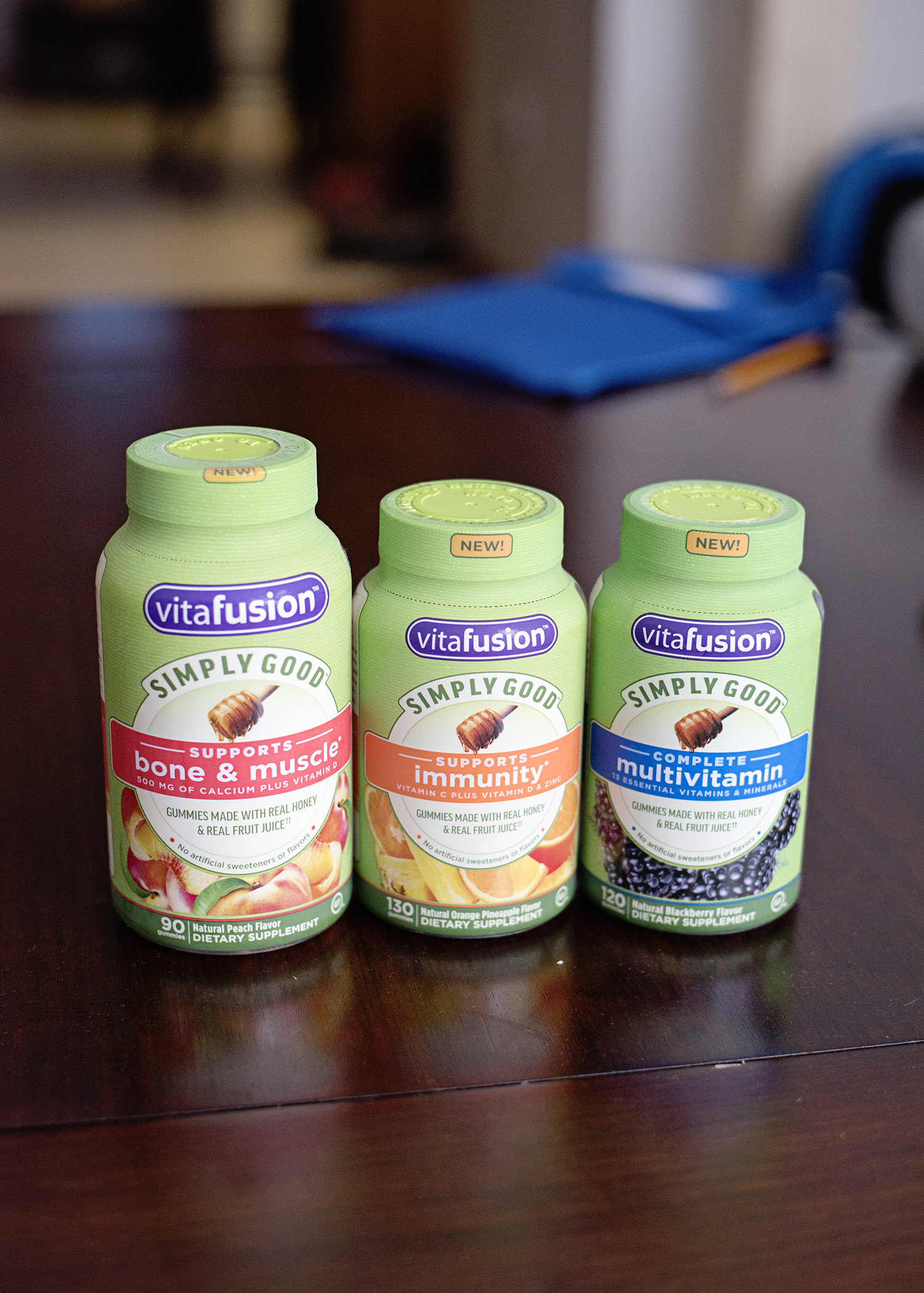 Filling in the Nutritional Gaps of Adults and Children with Vitafusion