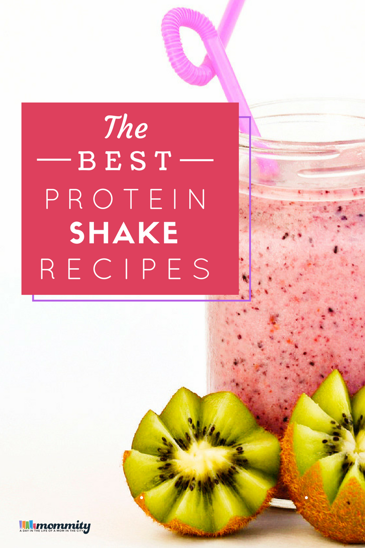 The Best Whey Protein Shake Recipes