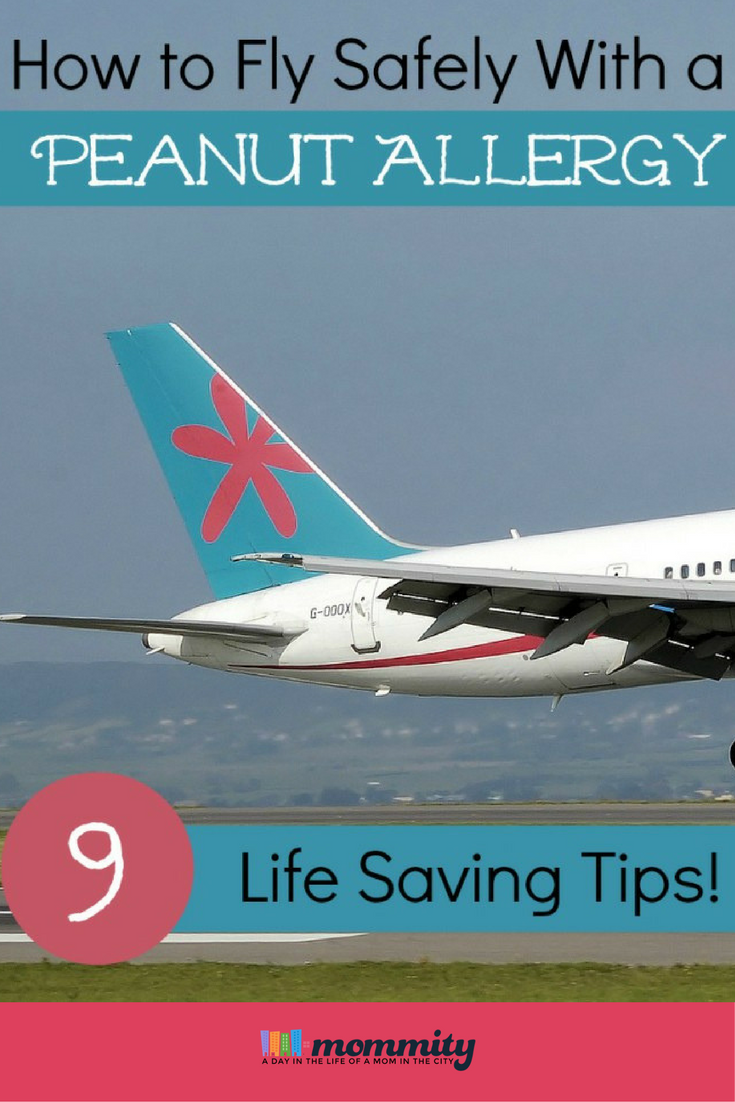 Traveling on a flight with nut allergies? These 9 tips will help you travel safely with a nut allergy.