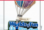 Worlds of Fun in Kansas City is full of opportunities for family fun! With two new attractions, Mustang Runner and Falcon Flight, there are so many things to experience this year in 2017.