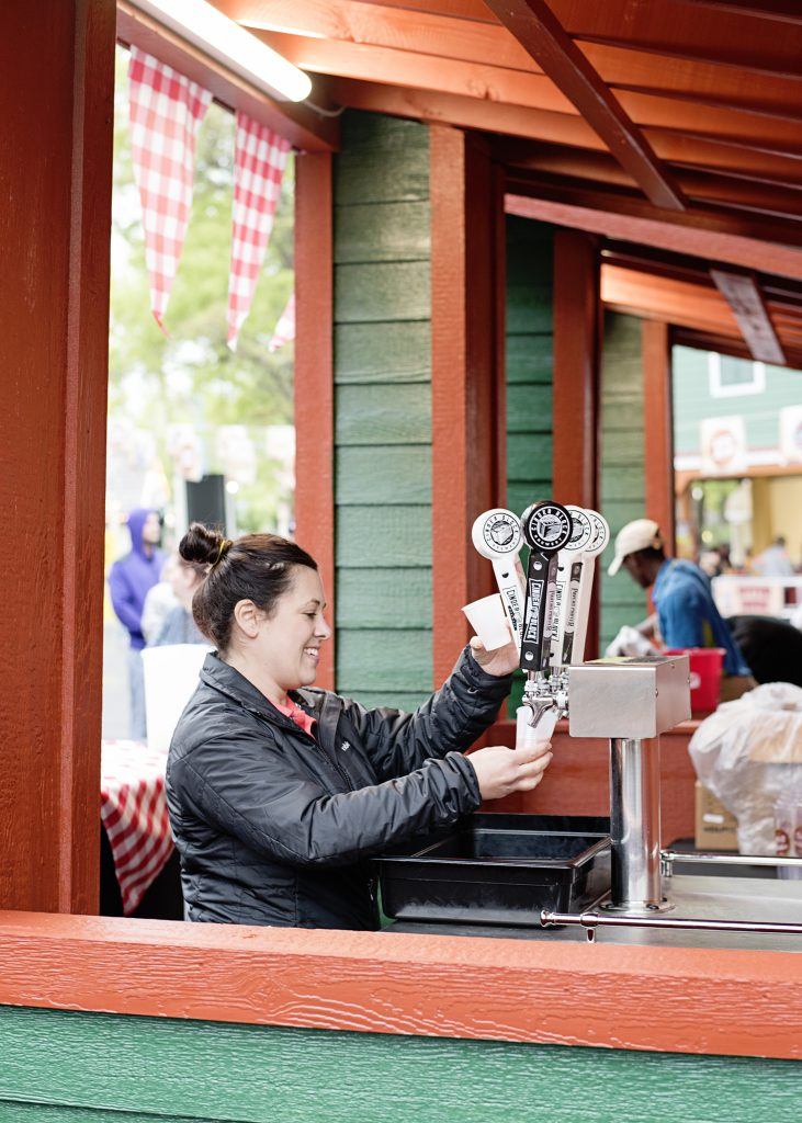 Are you looking for a fun time with roller coasters, BBQ and craft brews from all over the Kansas City region? Head out to Worlds of Fun during the BBQ and Brew Festival running from April 28th - May 14th.