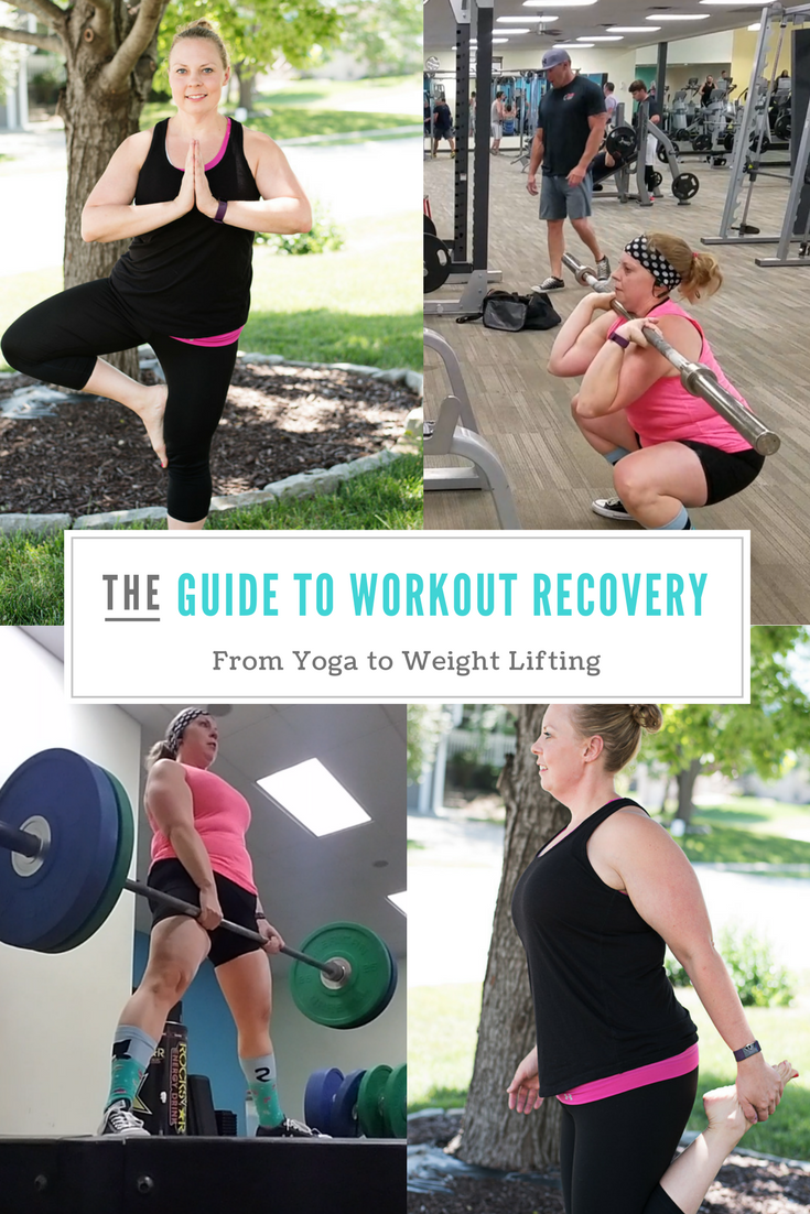 From yoga to weight lifting (and everything in between), recovering from your workout is an important part in your journey to becoming a better you.