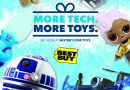 Top Gifts From the Best Buy Holiday Toy Catalog