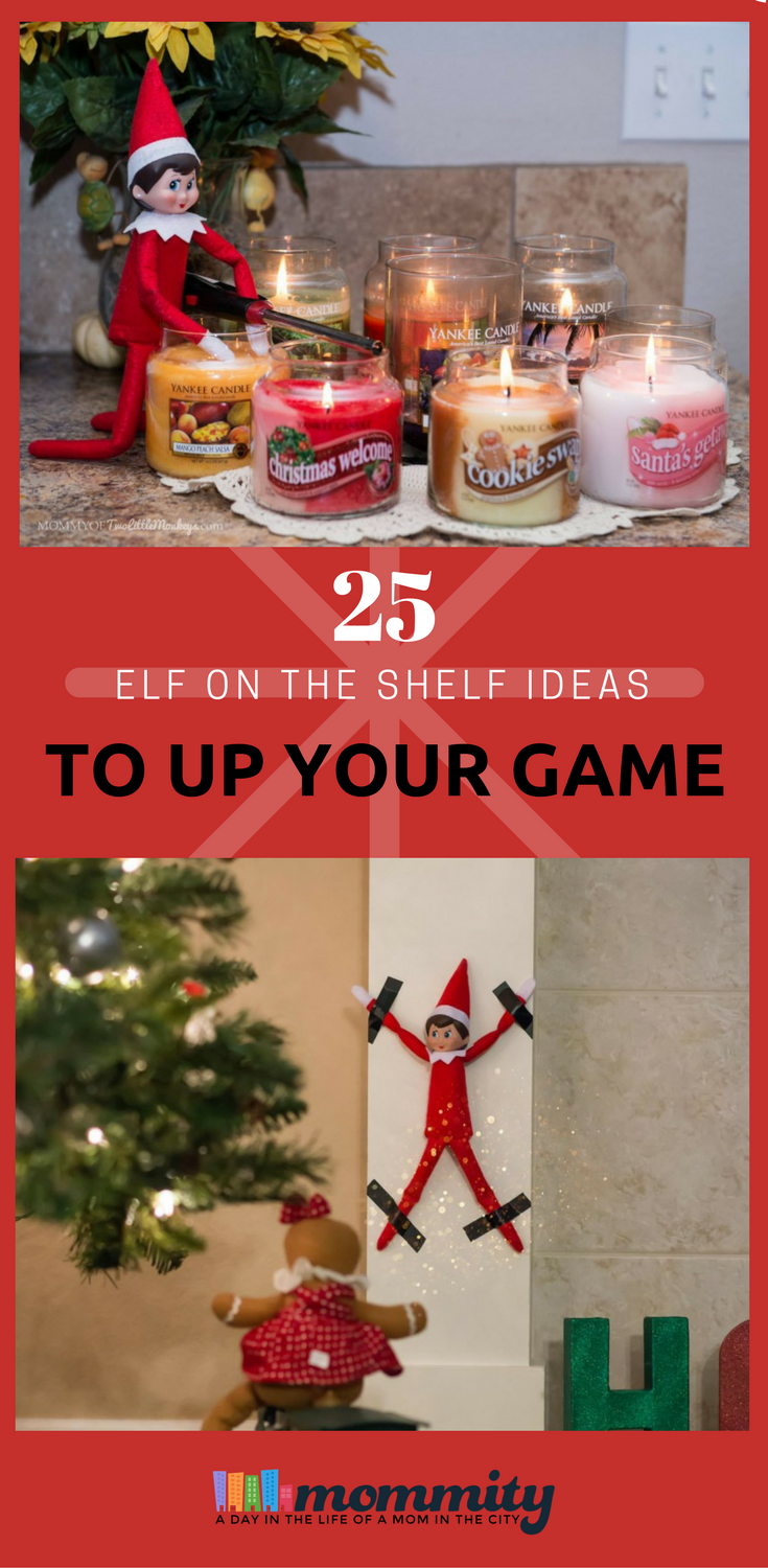 elf on the shelf ideas 25 ideas to up your game. Black Bedroom Furniture Sets. Home Design Ideas