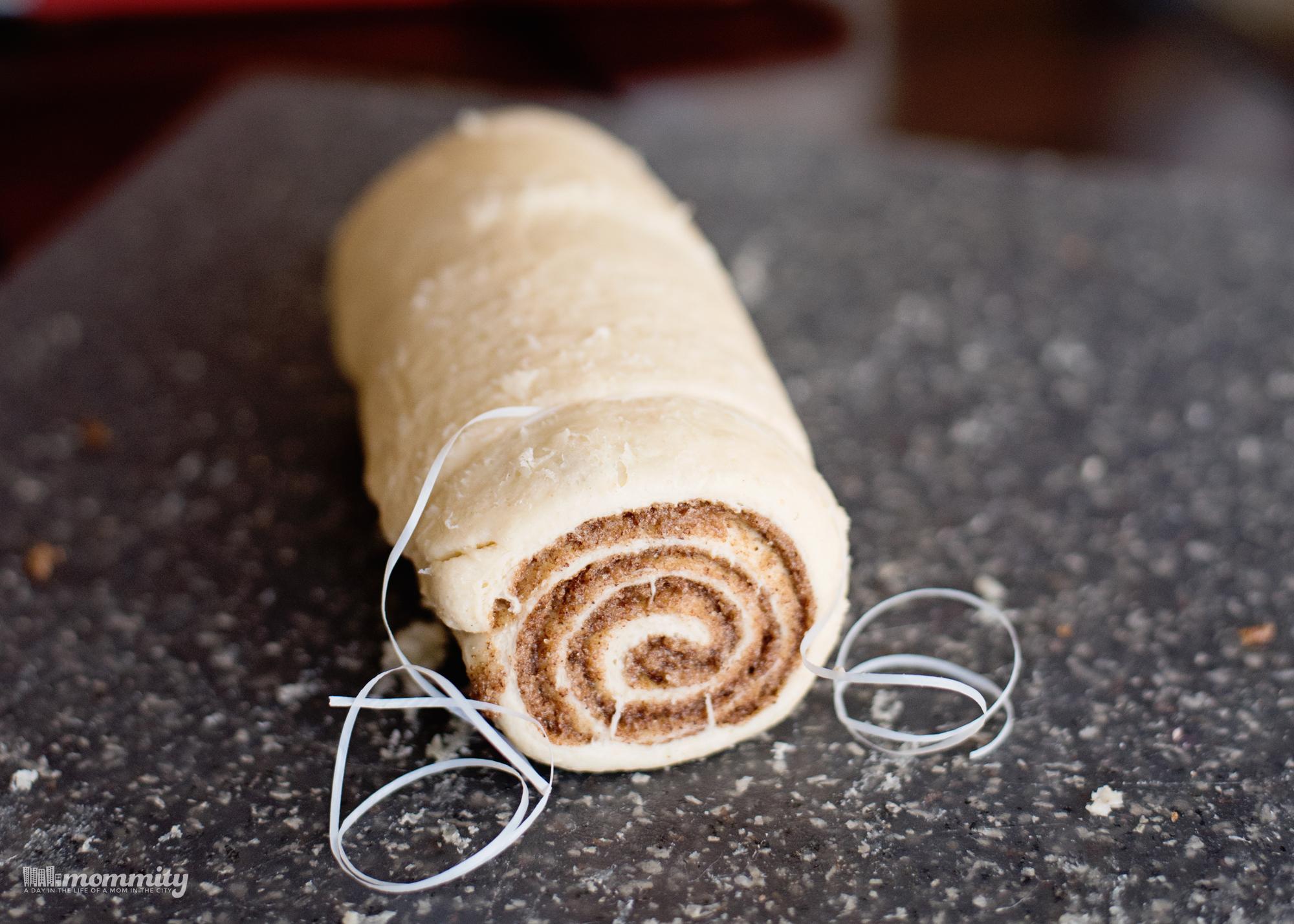 Crescent Roll Cinnamon Rolls - Caramel Pecan Cinnamon Rolls