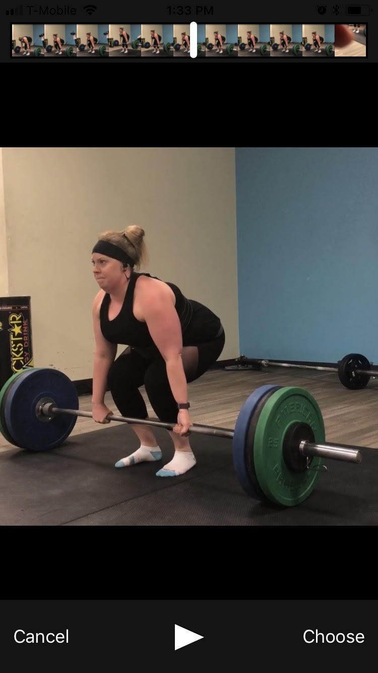 I'm About to Step On The Platform and Do This! First Powerlifting Meet