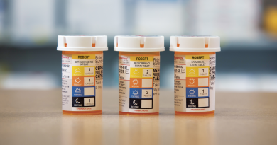 A Free Tool To Keep Medications Organized