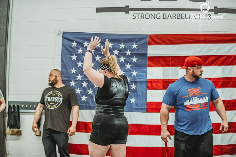 Powerlifting Competition - April 2018 Kansas City, Missouri